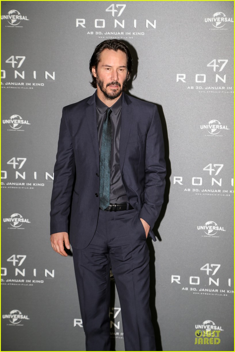 keanu reeves 47 ronin munich photo call 19