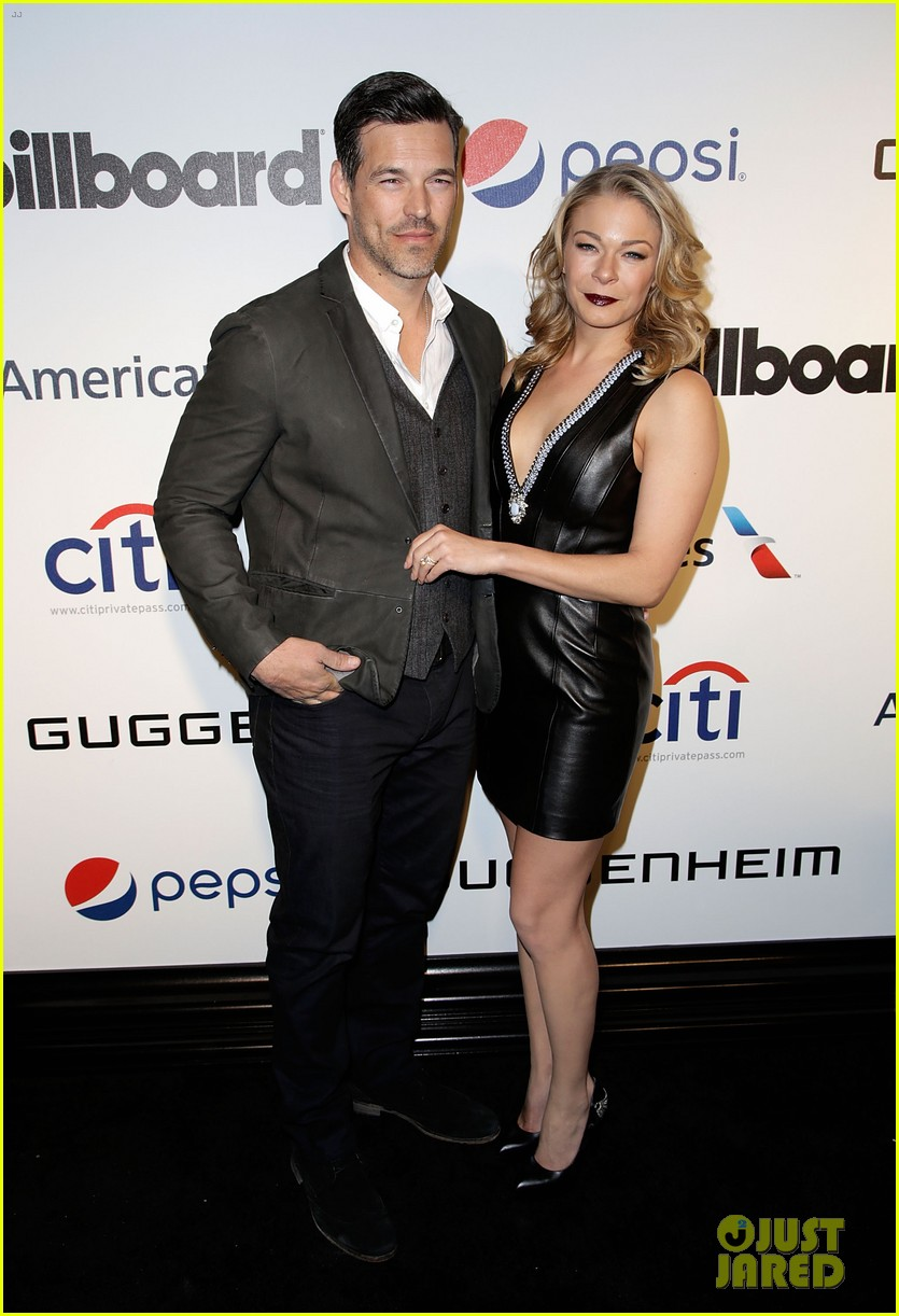 leann rimes billboards power 100 event with eddie cibrian 05