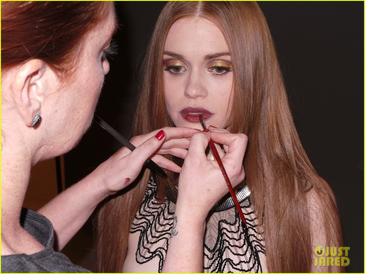 holland roden jj spotlight of the week behind the scenes pics 03