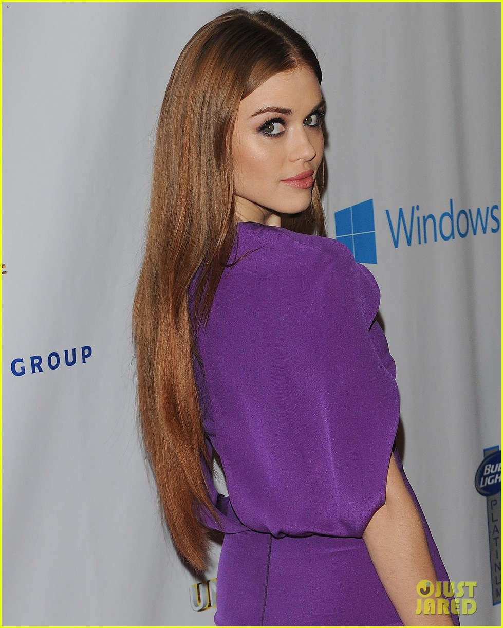 holland roden universal music grammys 2014 after party 033041944