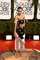 zoe saldana globen globes 2014 red carpet 05