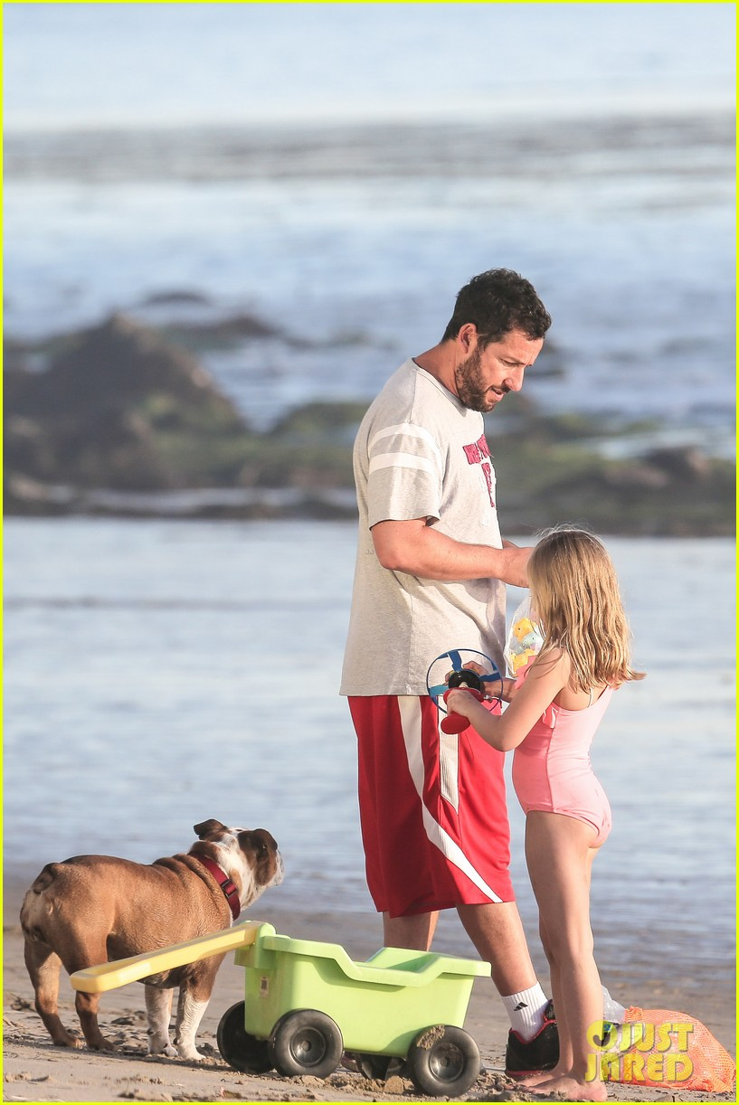adam sandler back on west coast after hawaii trip 15