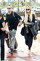 ashlee simpson evan ross fly out after engagement 21