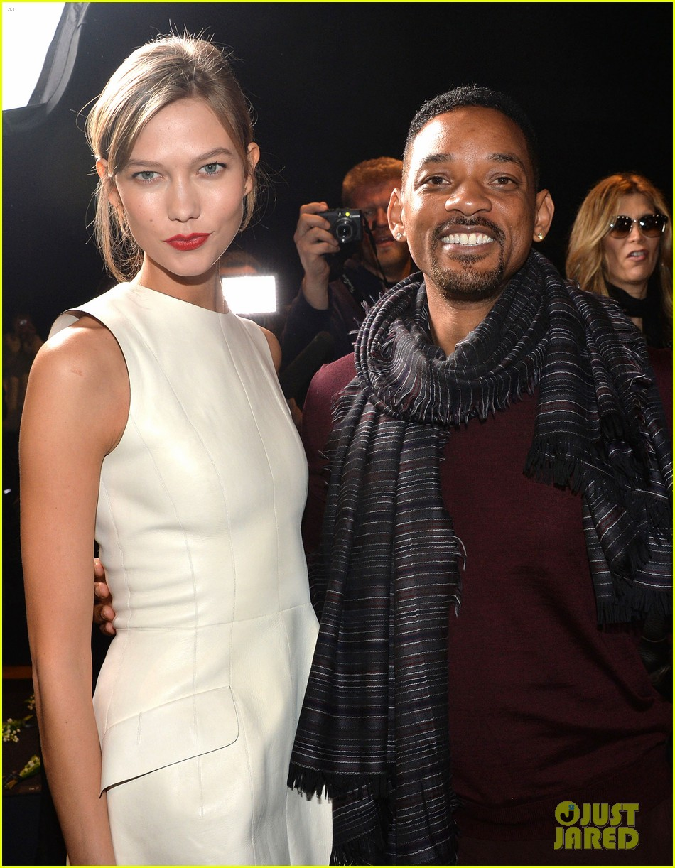 will smith karlie kloss dior homme fashion show 04
