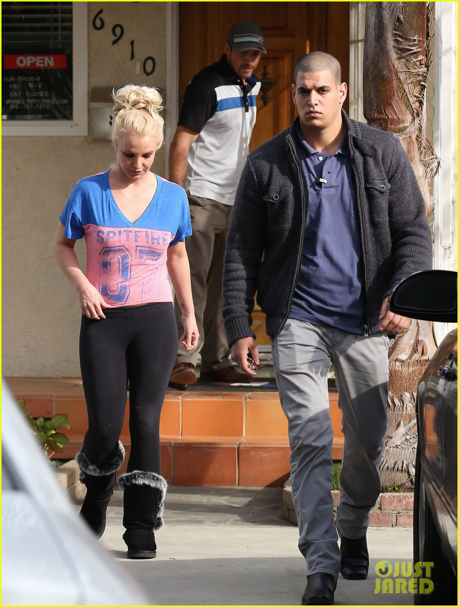 britney spears dance practice with boyfriend david lucado 01