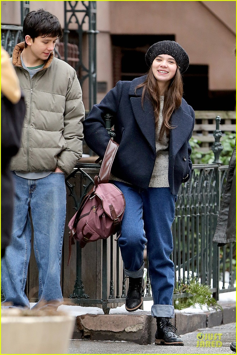 hailee steinfeld emile hirsch ten thousand saints set 193042421