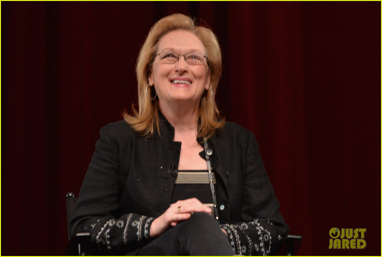 meryl streep august osage county l a screening 03