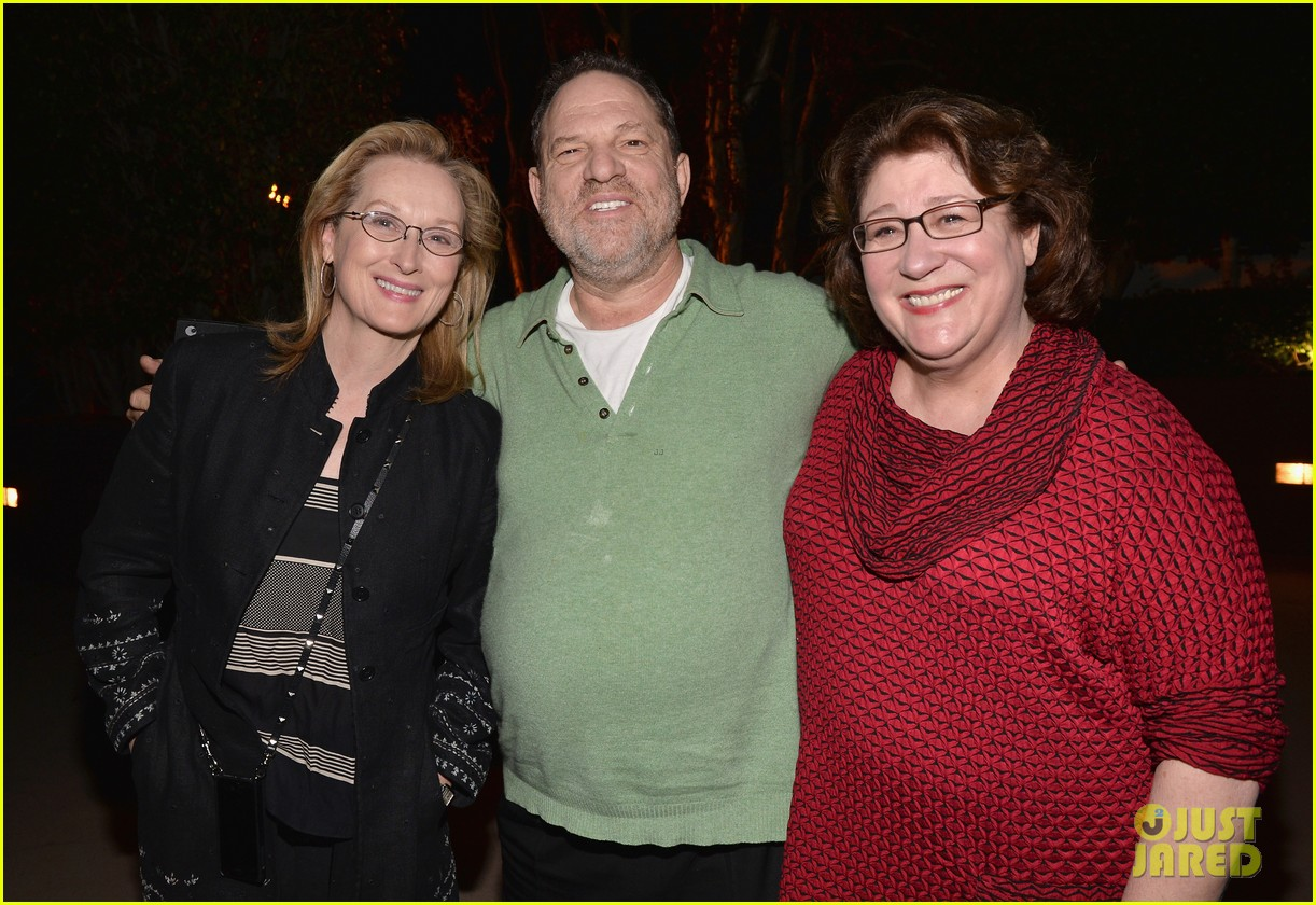 meryl streep august osage county l a screening 04