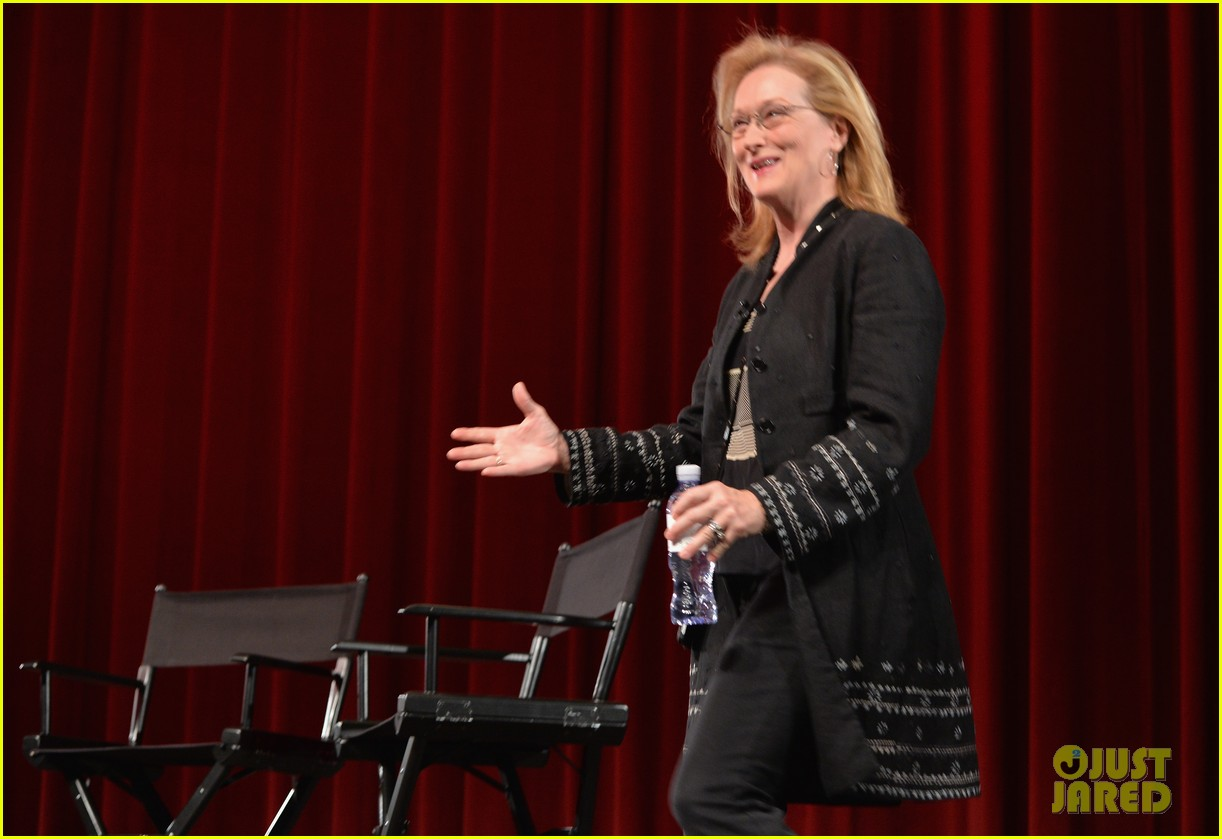 meryl streep august osage county l a screening 07