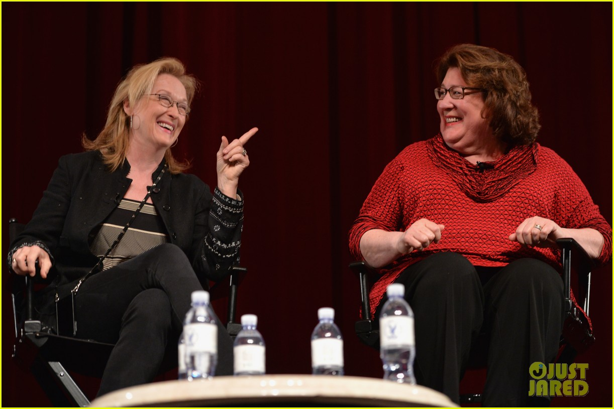 meryl streep august osage county l a screening 08