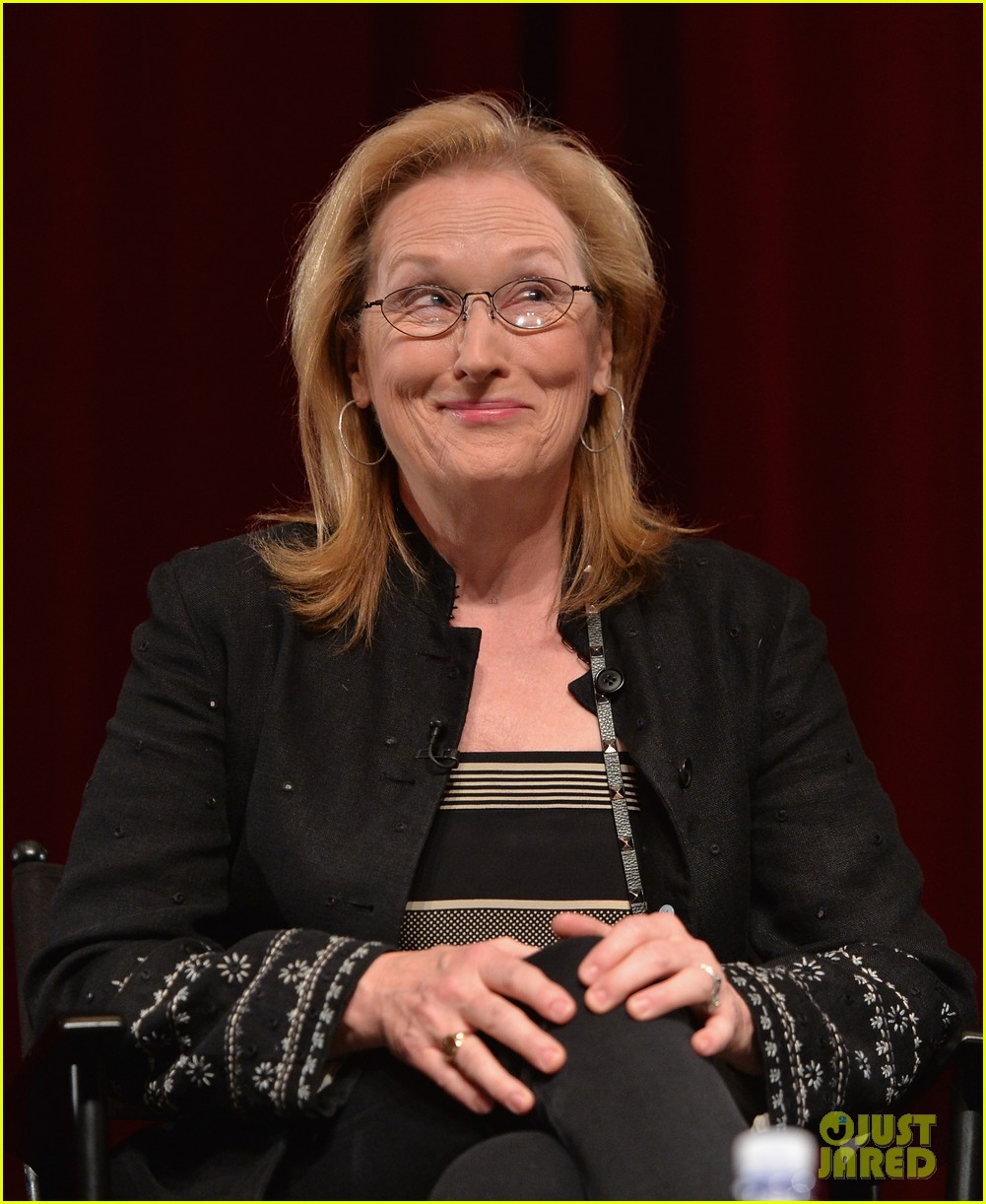 meryl streep august osage county l a screening 093023563