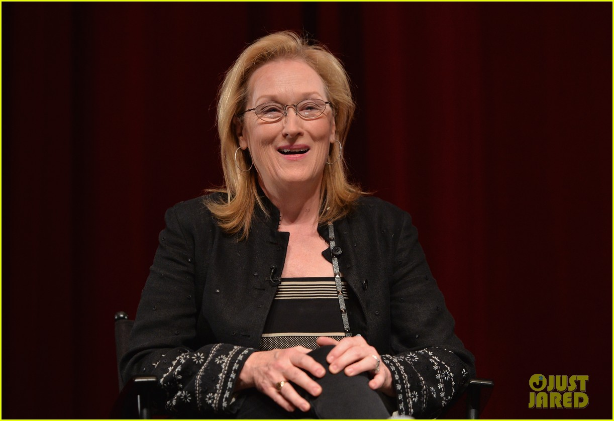 meryl streep august osage county l a screening 14