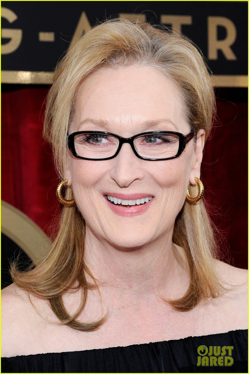 meryl streep sag awards 2014 red carpet 03