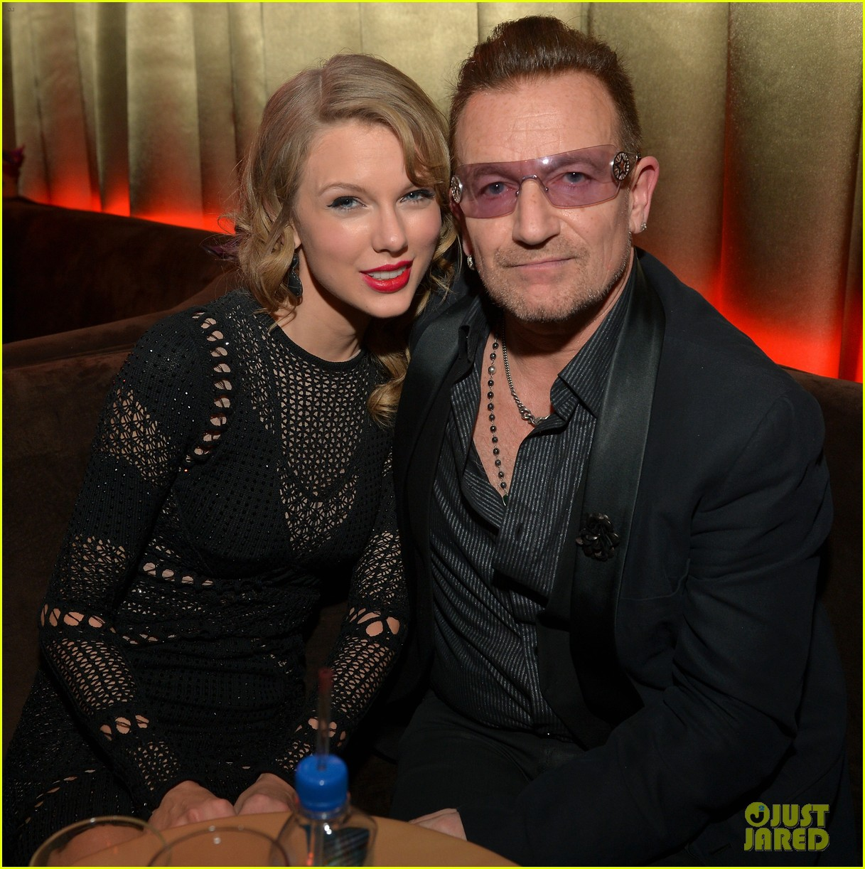 taylor swift instyle weinsteins golden globes parties 2014 023029854