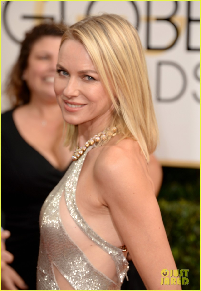 naomi watts liev schreiber golden globes 2014 red carpet 063029161
