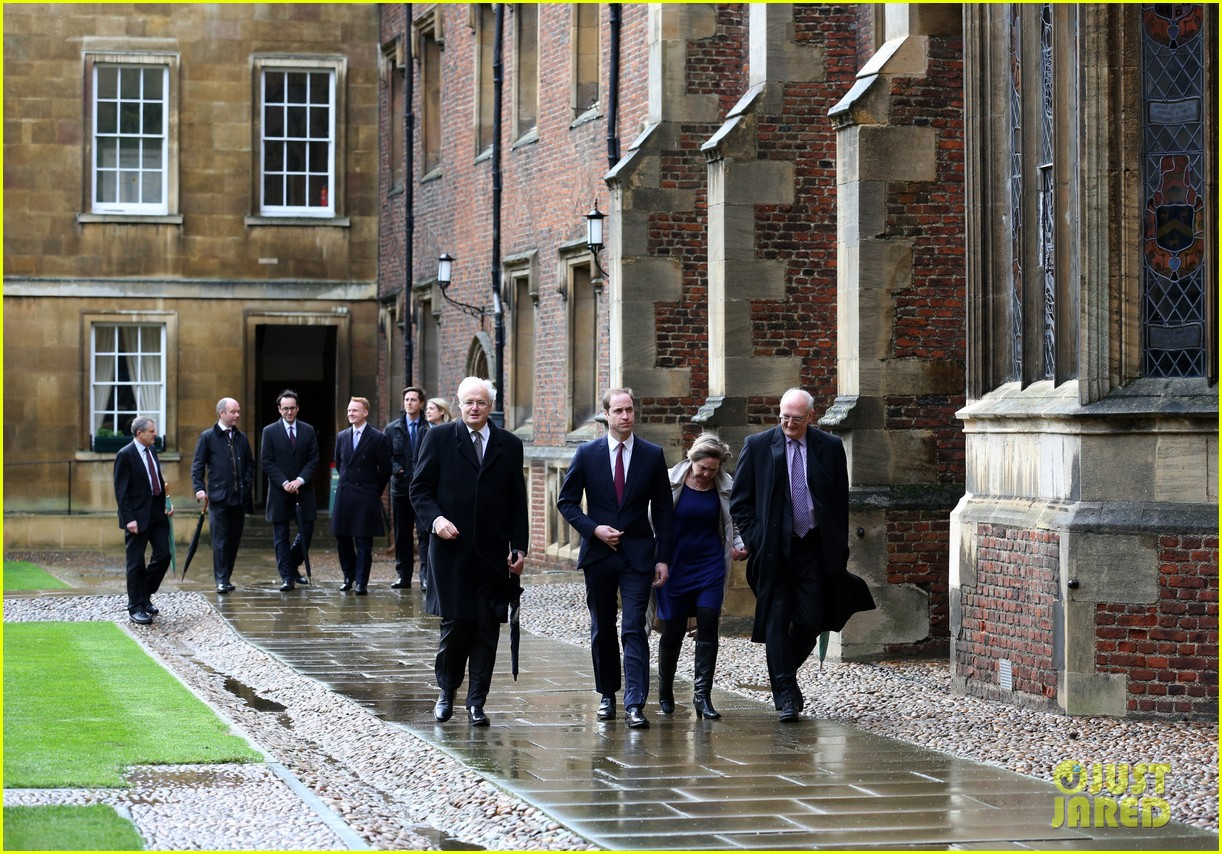 prince william first day of school at cambridge 09