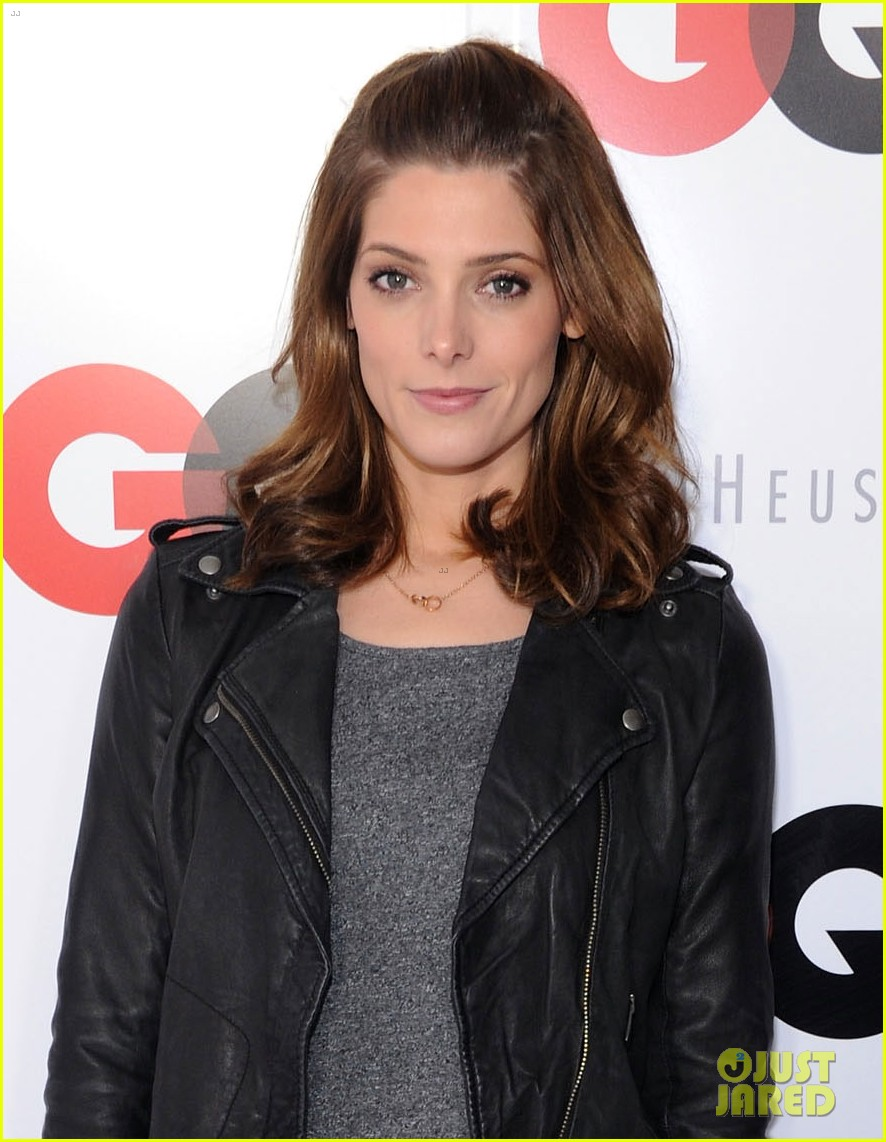 ashley greene michael b jordan gq super bowl party 2014 063045449
