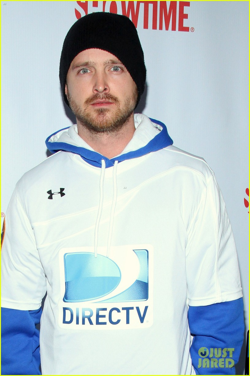 aaron paul james marsden directv beach bowl 2014 players 073045649