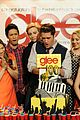 dianna agron chord overstreet glee 100th episode celebration 11