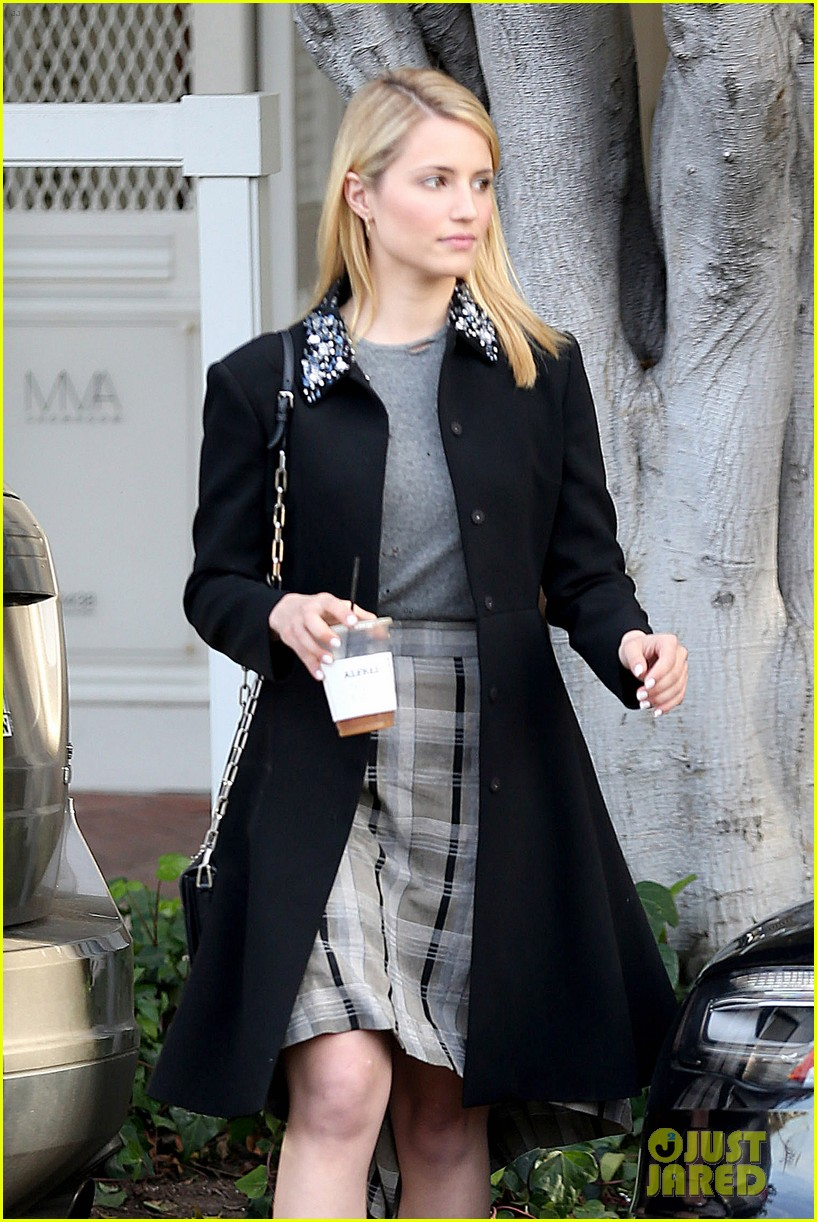 dianna agron steps out after split from nick mathers 04