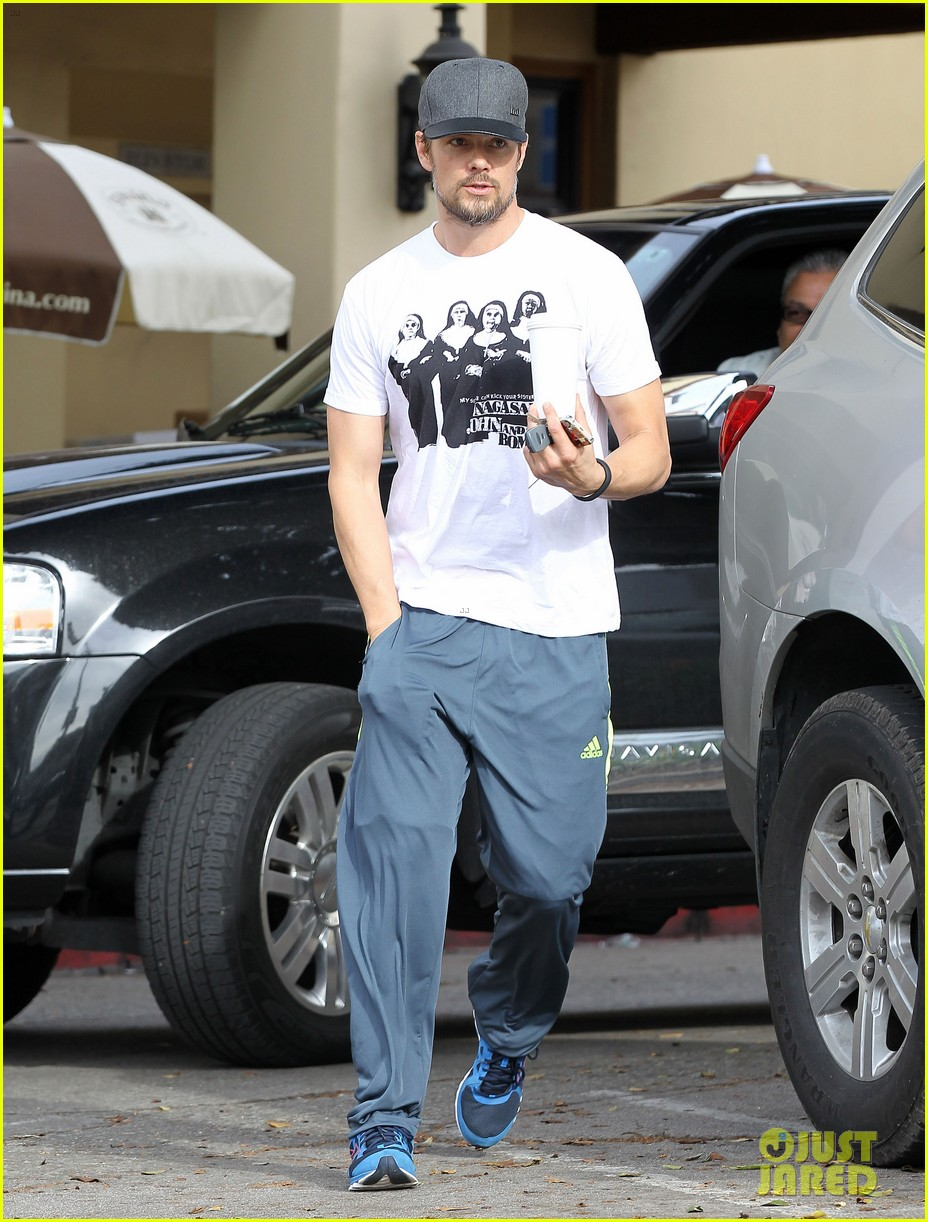 josh duhamel maybe axl north west will get together someday 043045580