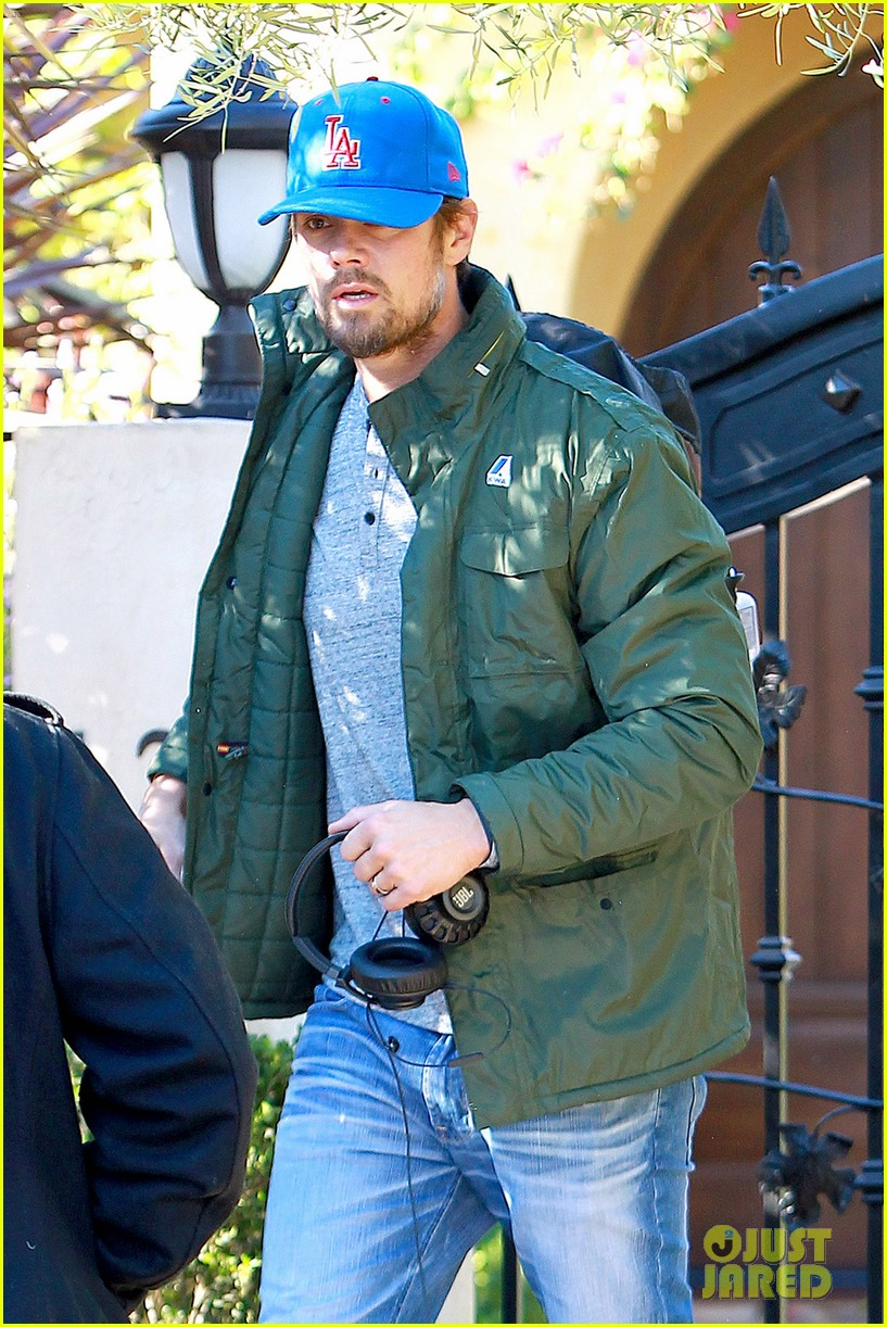 josh duhamel maybe axl north west will get together someday 14