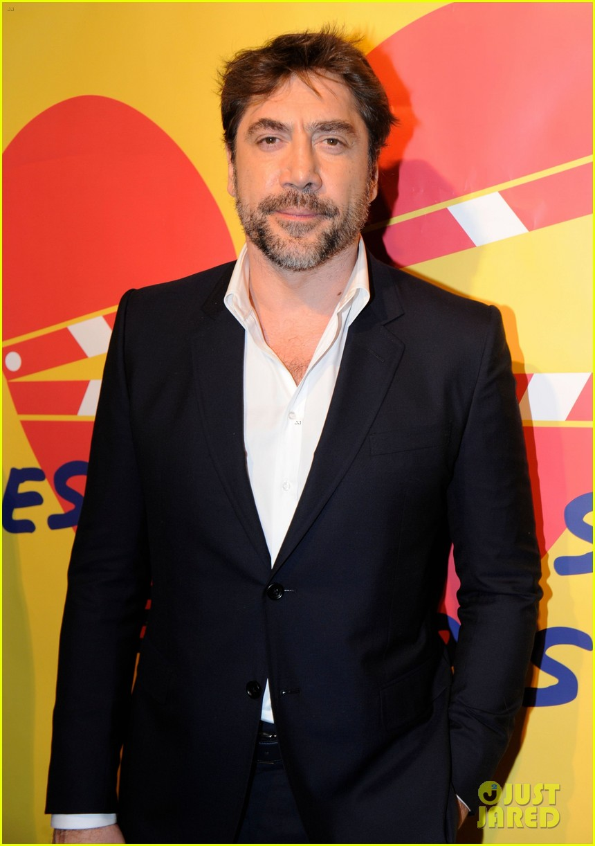 javier bardem sons of the clouds paris premiere 173056132