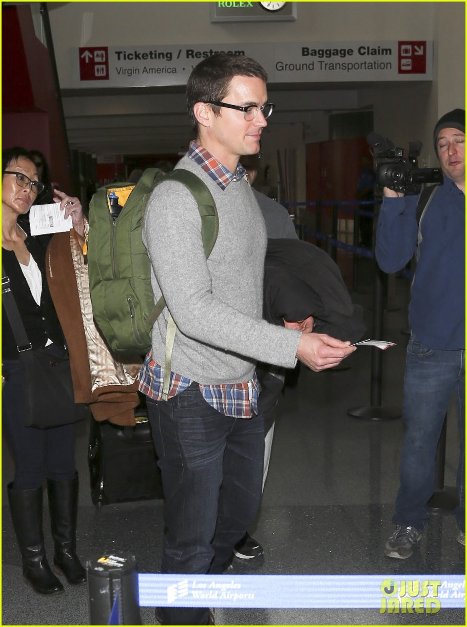 matt bomer makes us melt with that sexy smile new photos 113048749