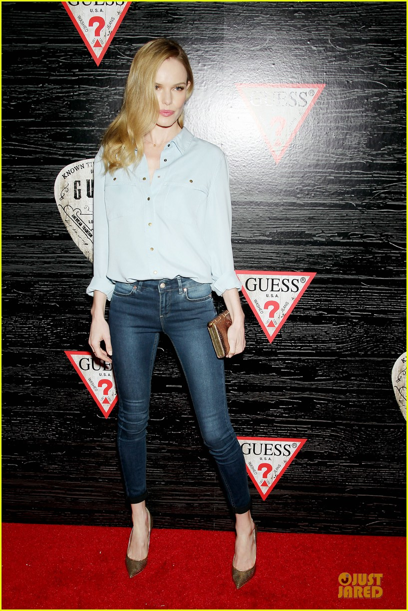 kate bosworth anna kendrick guess nashville collection celebration 11
