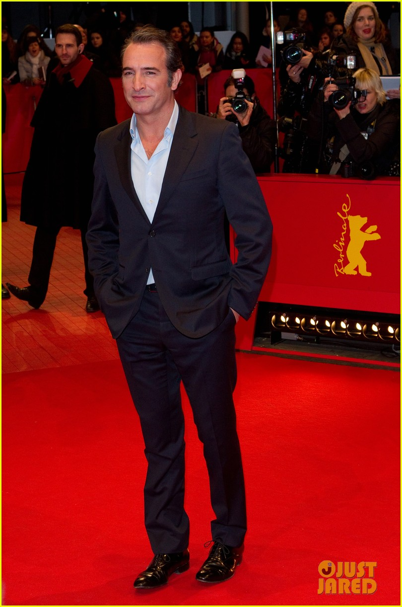 george clooney matt damon premiere monuments men at berlinale festival 01