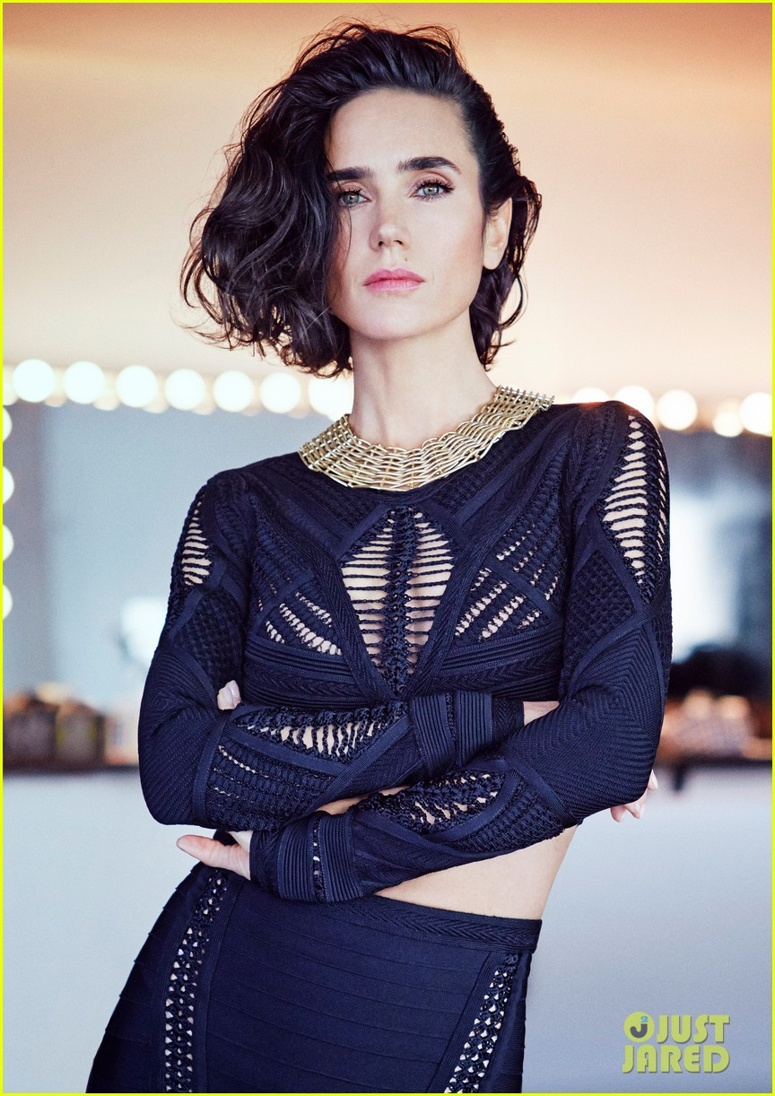 jennifer connelly on working with husband paul bettany it was amazing 033055699