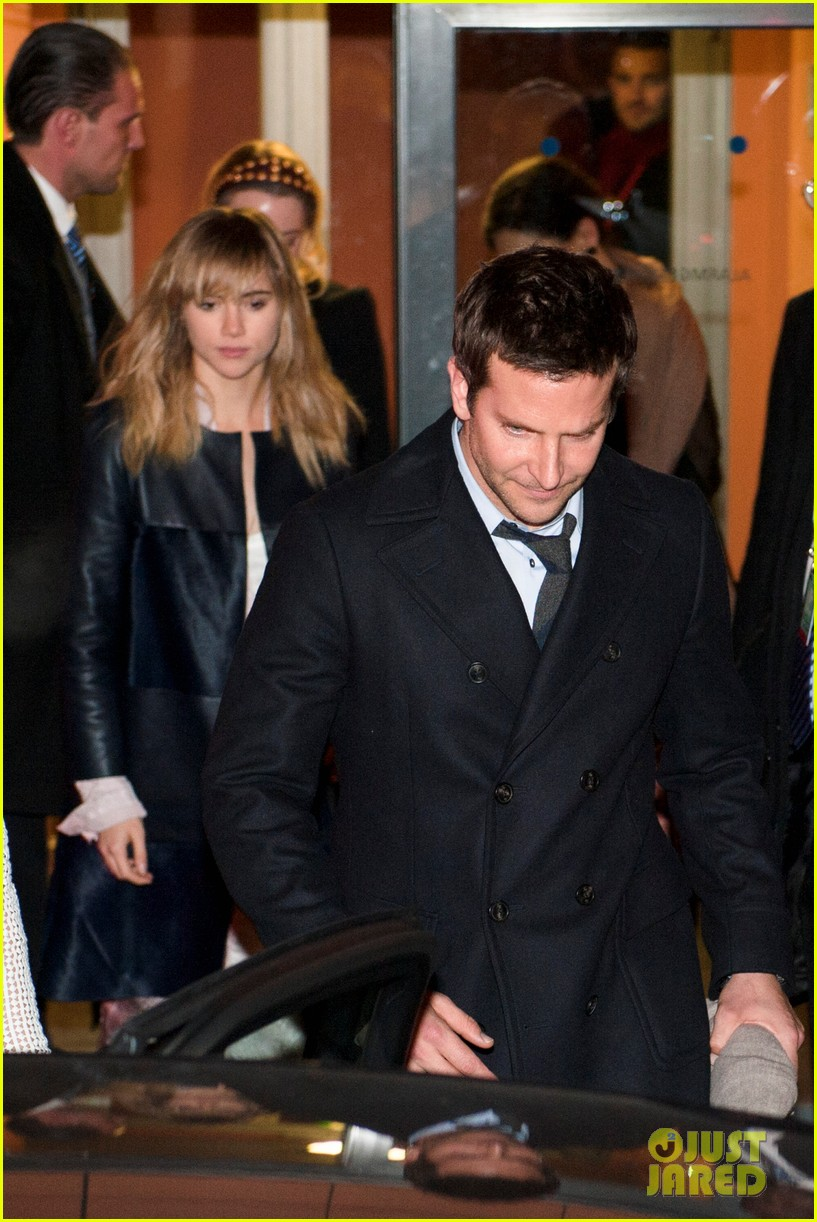 bradley cooper suki waterhouse exit through backdoor at berlin film festival 023049062