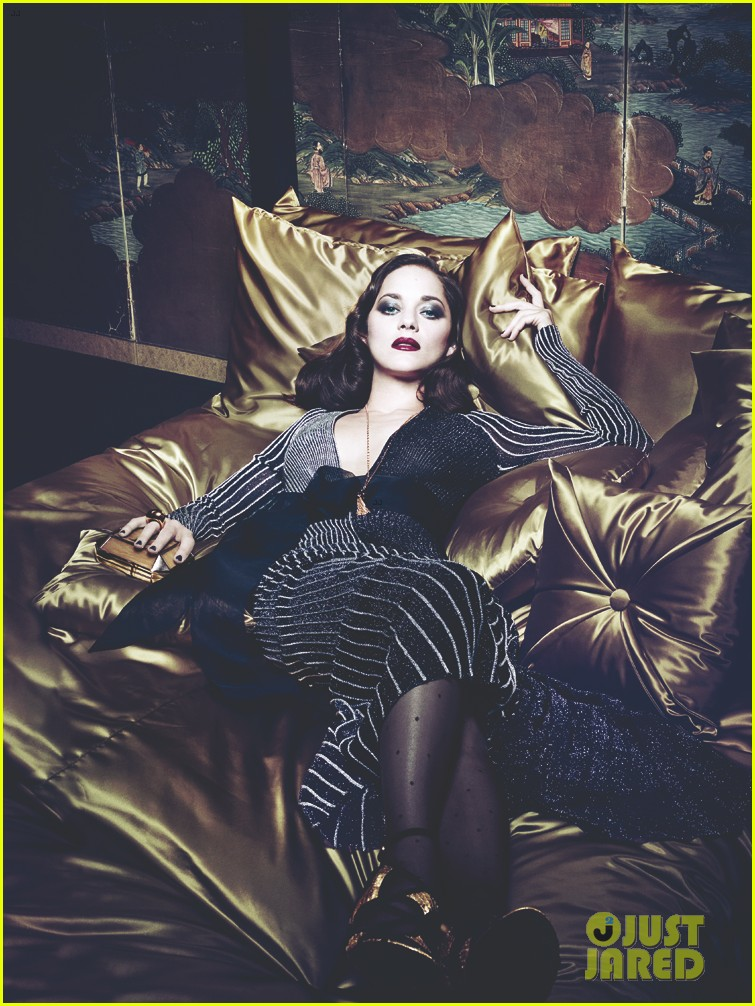 marion cotillard to interview i would like to play a man 013059733