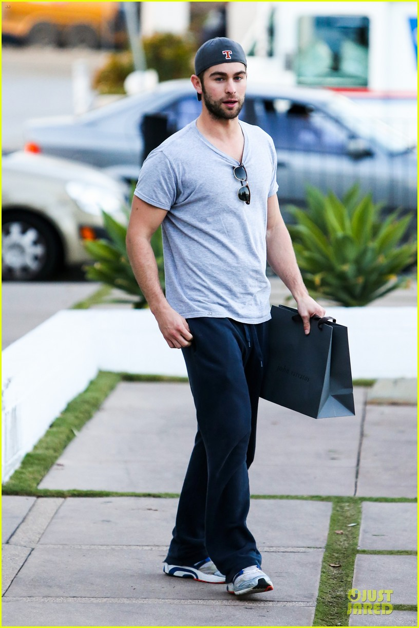 chace crawford i play dianna agron douchey boyfriend on glee 100th episode 15