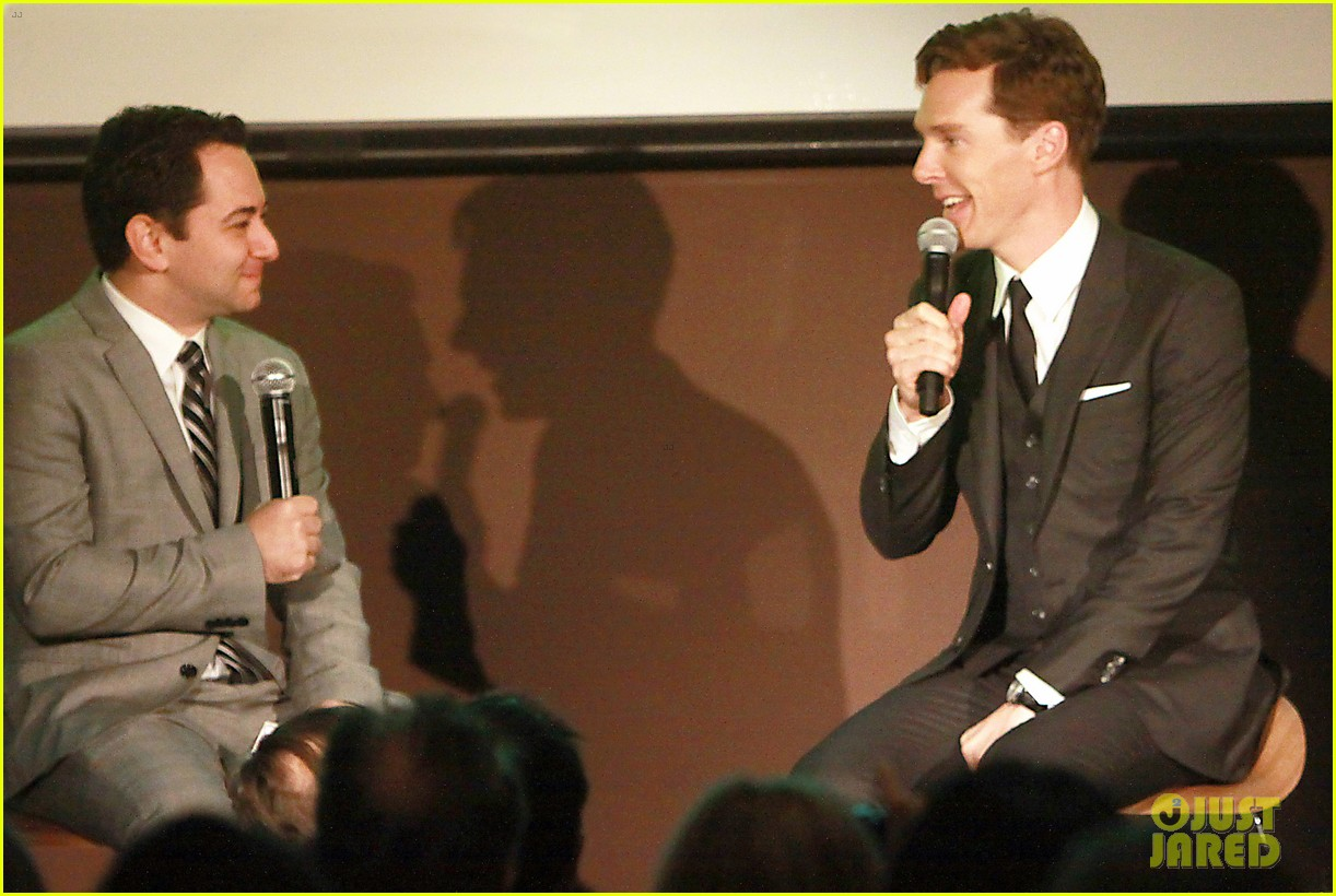 benedict cumberbatch bafta new yorks in conversation 07