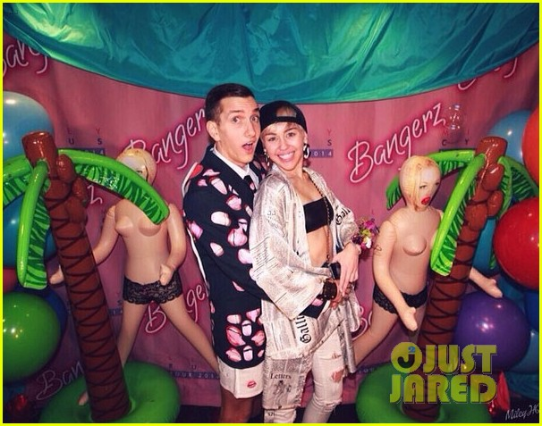 miley cyrus sings adore you to prom date matt peterson 053062407