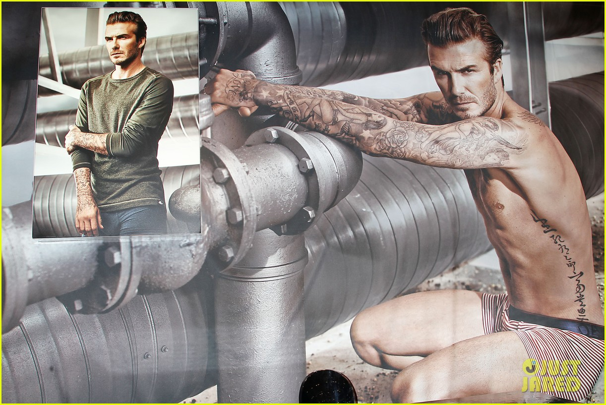david beckham promotes hm body wear collection nyc 06