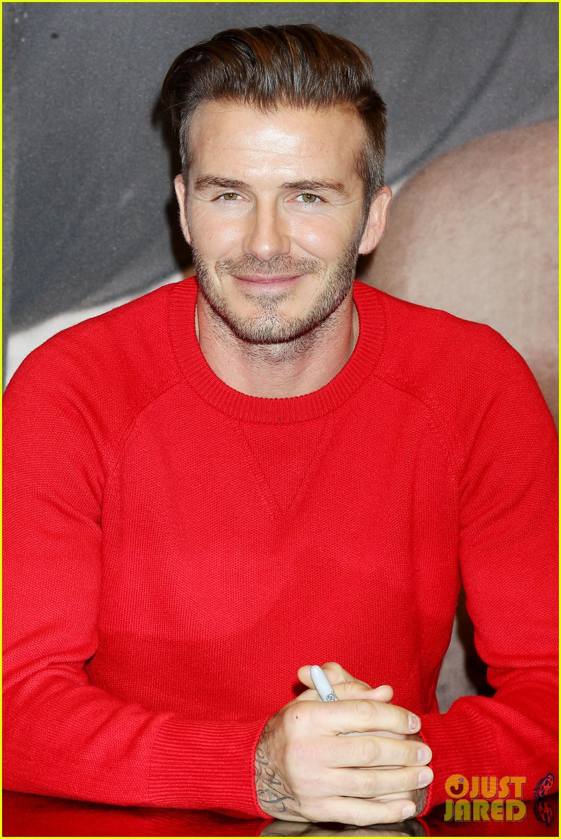 david beckham promotes hm body wear collection nyc 27