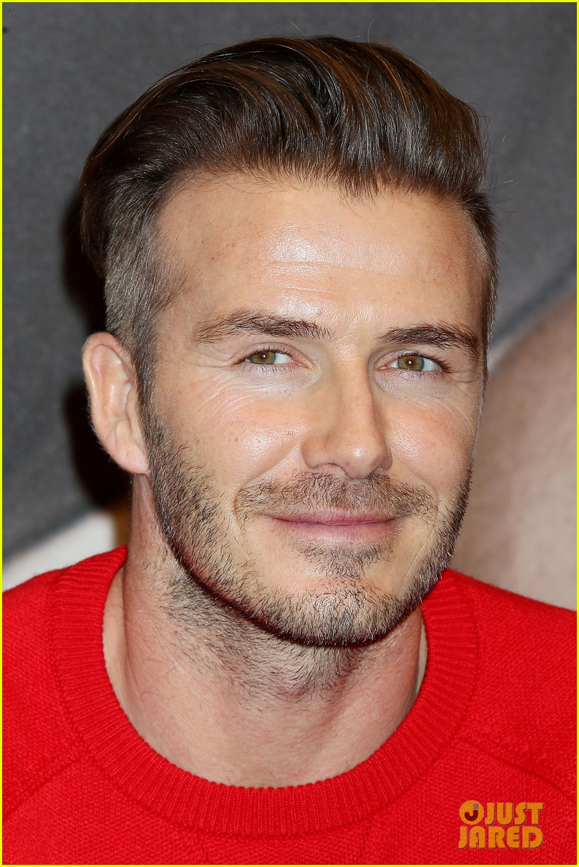 david beckham promotes hm body wear collection nyc 33