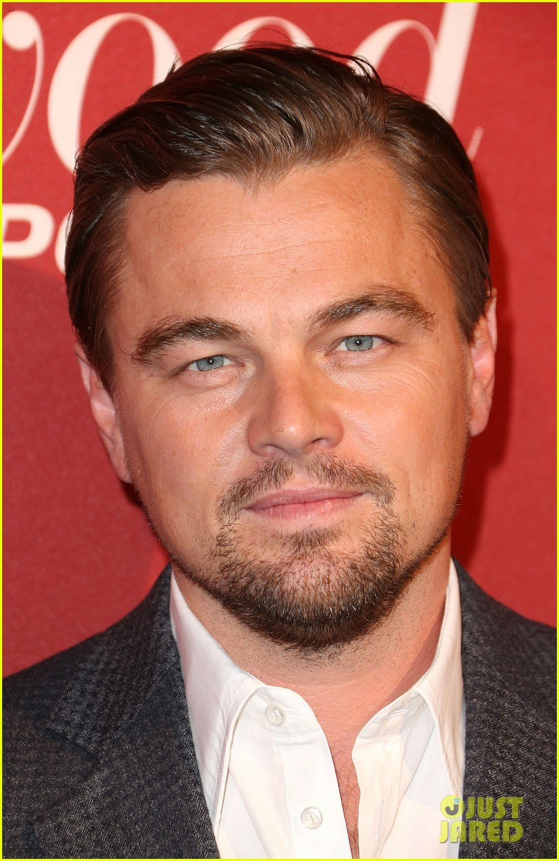 leonardo dicaprio thrs nominees night party 2014 06