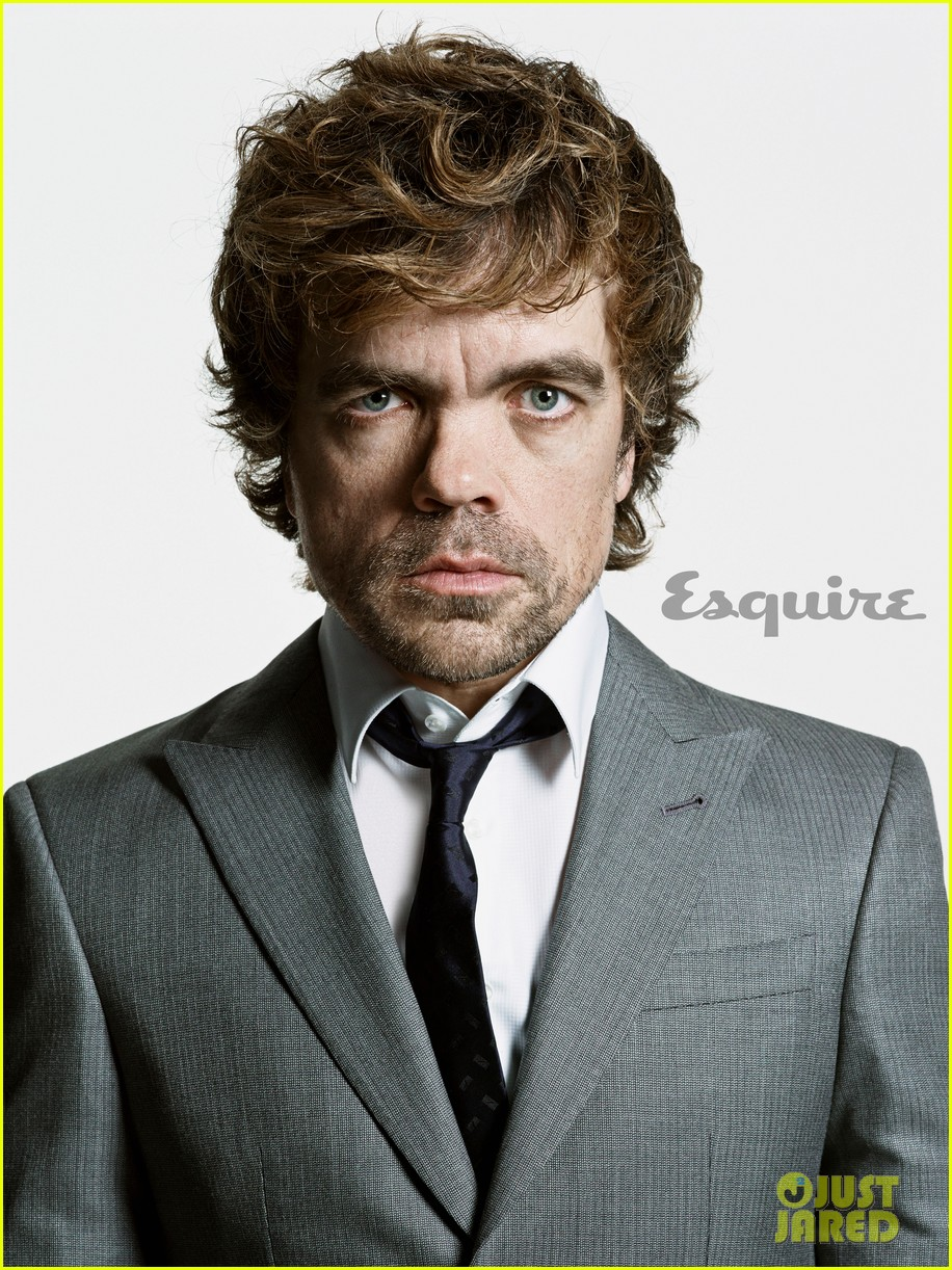 Peter Dinklage Suits U...