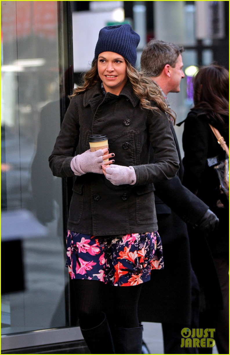 hilary duff sutton foster work on tv land pilot younger 23