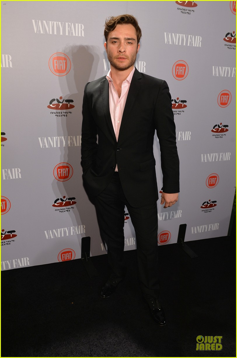 chris evans michael b jordan suit up at vanity fair young hollywood party 013060757