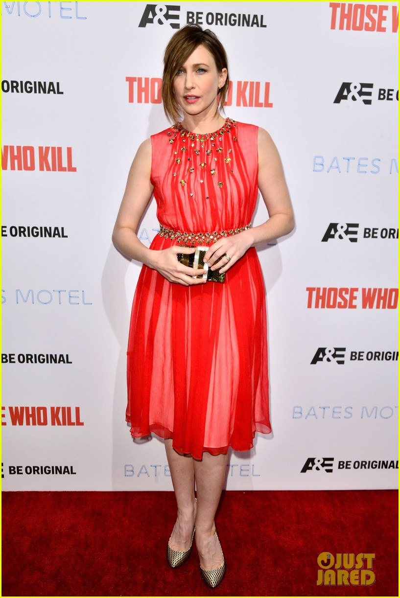 vera farmiga max thieriot celebrate bates motel season 2 16
