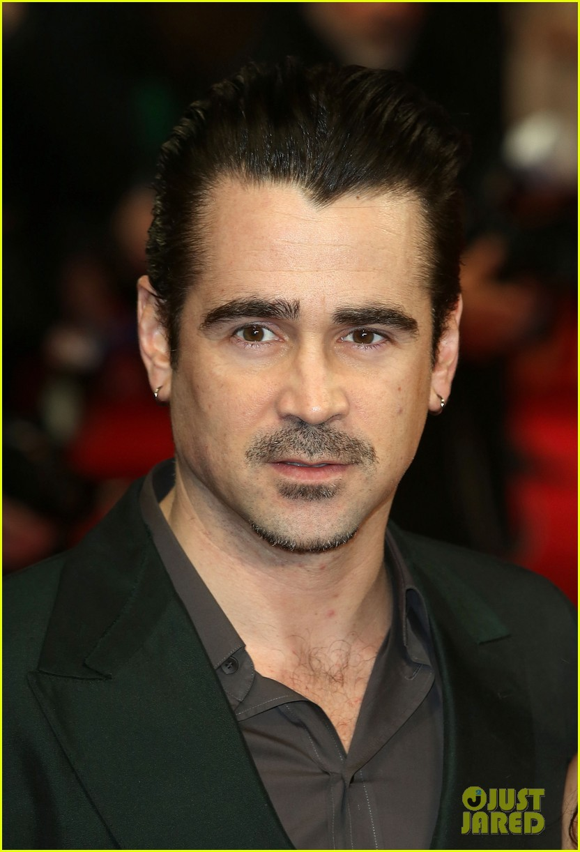 colin farrell jessica brown findlay bring winters tale to the uk 02