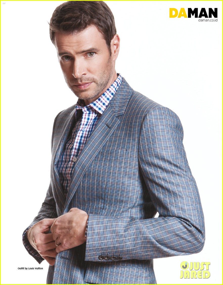 scandals scott foley im a very average man off camera 073053251