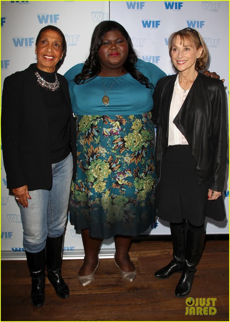 gabourey sidibe women film black history month celebration 19