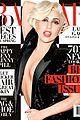 lady gaga covers harpers bazaar march 2014 01