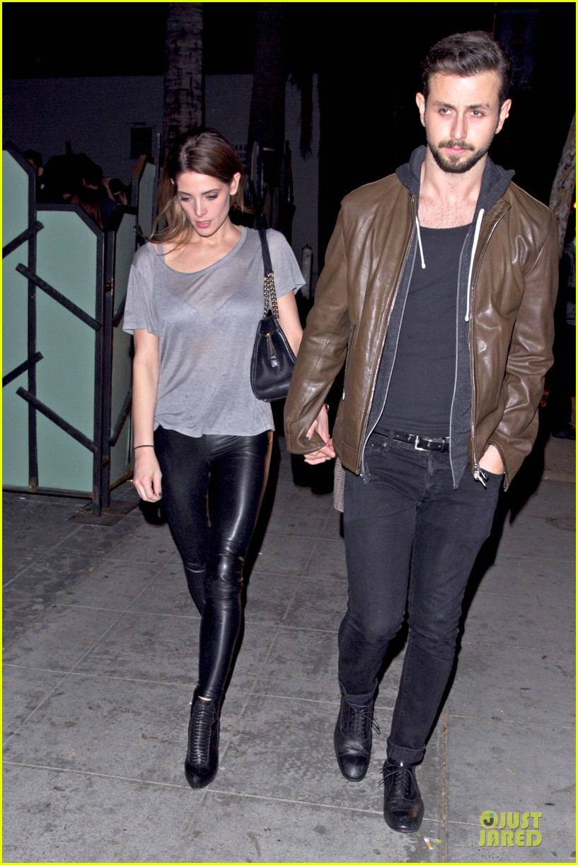 ashley greene 27th birthday celebration with beau paul khoury kellan lutz 143058276