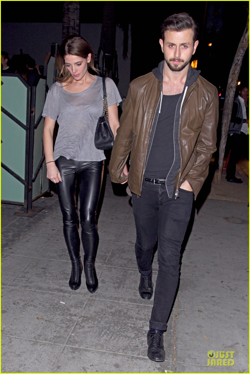 ashley greene 27th birthday celebration with beau paul khoury kellan lutz 153058277